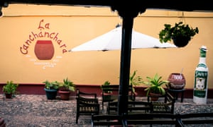 La Chanchanchara Bar, Trinidad.