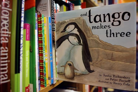 And Tango Makes Three by Peter Parnell and Justin Richardson