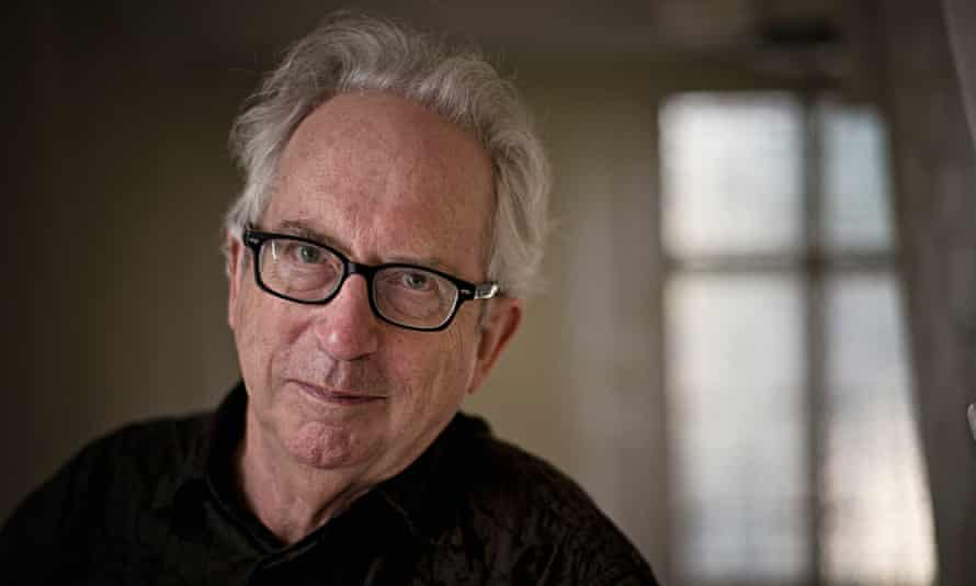 Peter Carey photographed in 2014