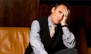 AA Gill, the Sunday Times's resident 'baboon-murdering genius wordsmith' and restaurant critic.