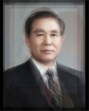 All the presidents of the Republic of Korea (South Korea) from 1948 to 2008.