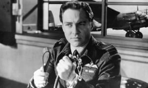 Dam man ... Richard Todd in The Dam Busters