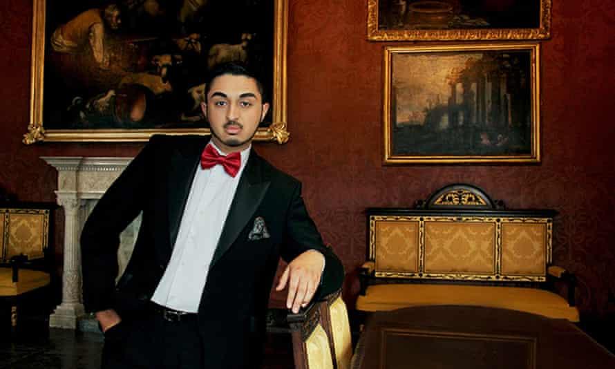 Maltese conductor Ian Peter Bugeja