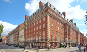 20 Grosvenor Square, London.