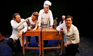 Down and Out in Paris and London - Pleasance Two