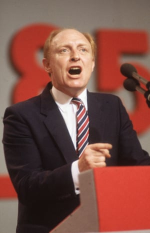 Former Labour party leader Neil Kinnock, now Lord Kinnock, lives in Tufnell Park.
