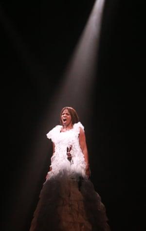Mezzo-soprano Ruby Philogene in Phaedra.
