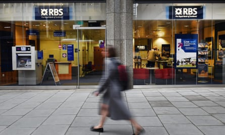George Osborne has begun selling off the government's stake in RBS, despite making a massive loss.