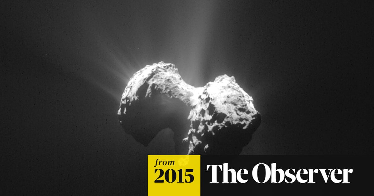 Scientists to get ringside view as comet 67P reaches closest point