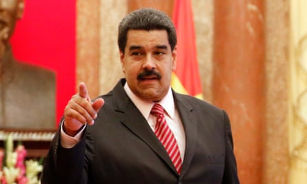 Nicolás Maduro has claimed there is a Colombian-backed plan to assassinate him.