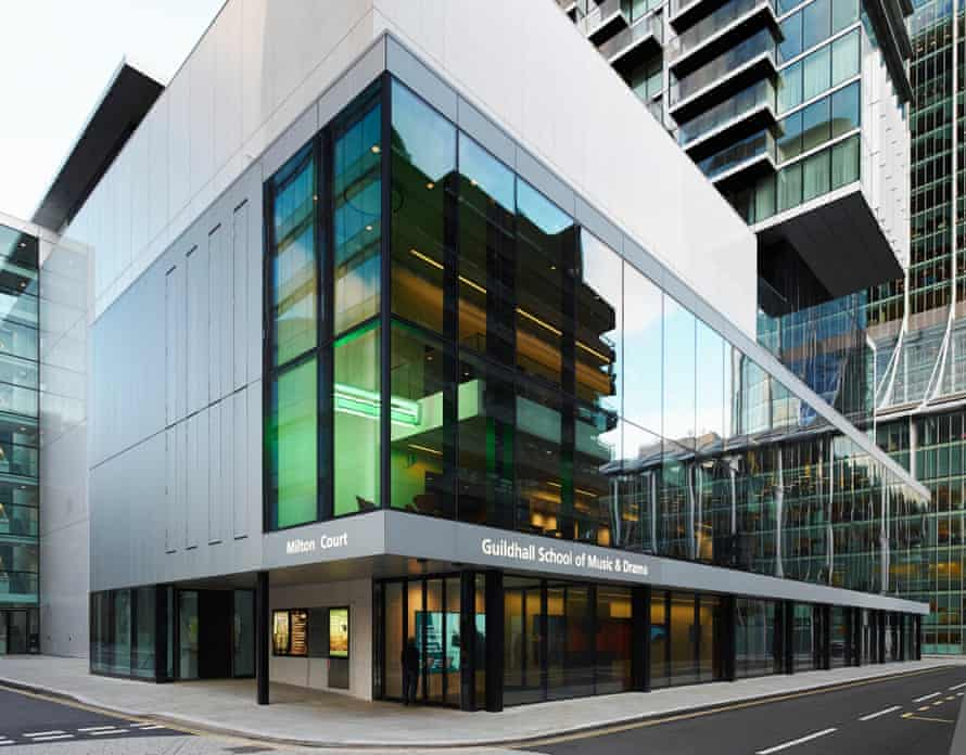 Milton Court, Guildhall School of Music and Drama.