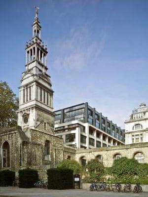 Christ Church, Newgate Street.