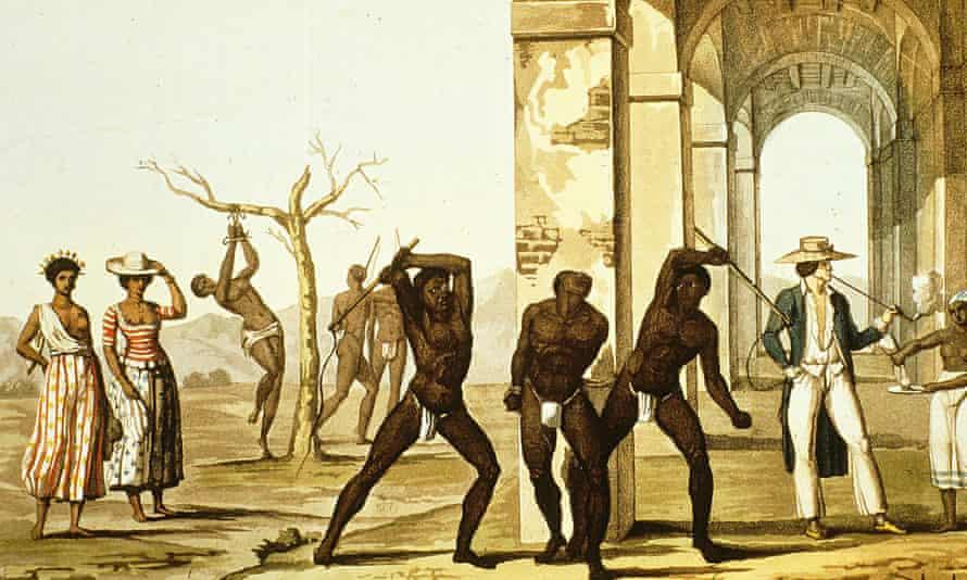 Slavery from Atlas of America