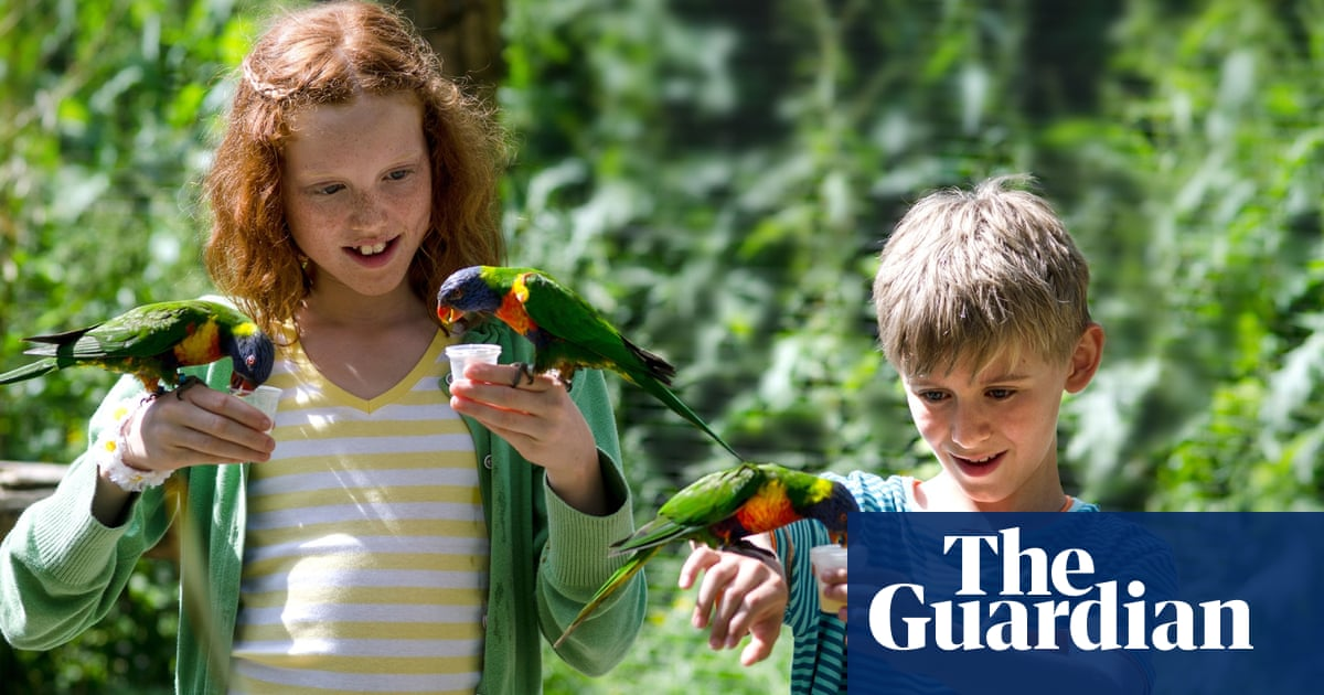 Take The Kids To Longleat Wiltshire Theme Parks The Guardian