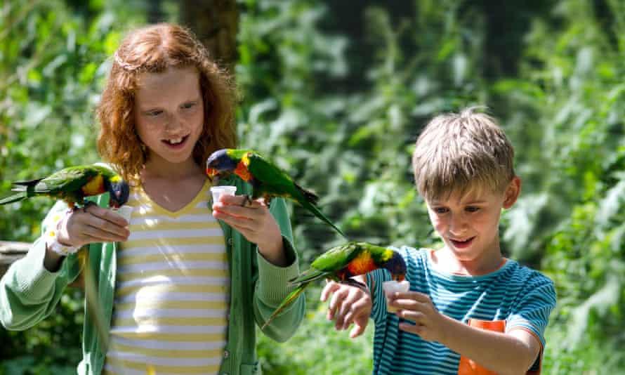 Longleat Safari Park & Adventure Park