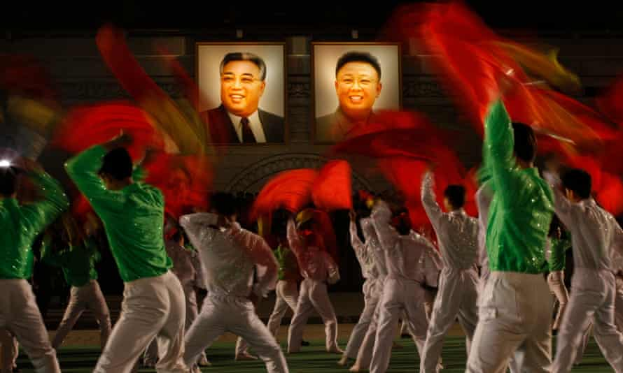 North Korean portraits