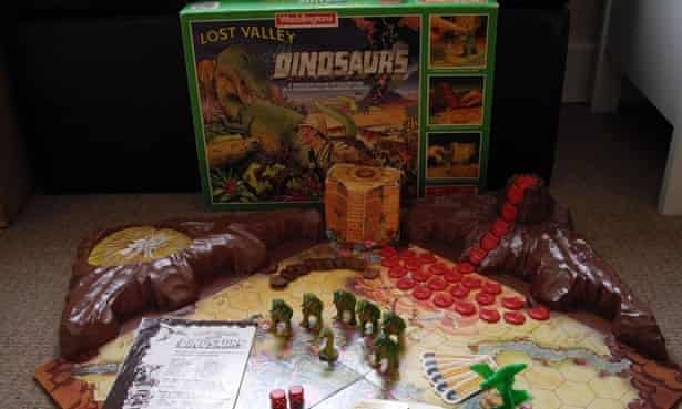 Obviously Lost Valley of the Dinosaurs is amazing. Please do not nominate Lost Valley of the Dinosaurs.
