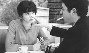 Spousal support: Godard's wife Anna Karina as Nana in Vivre sa vie.