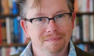 Crime writer P.D Viner