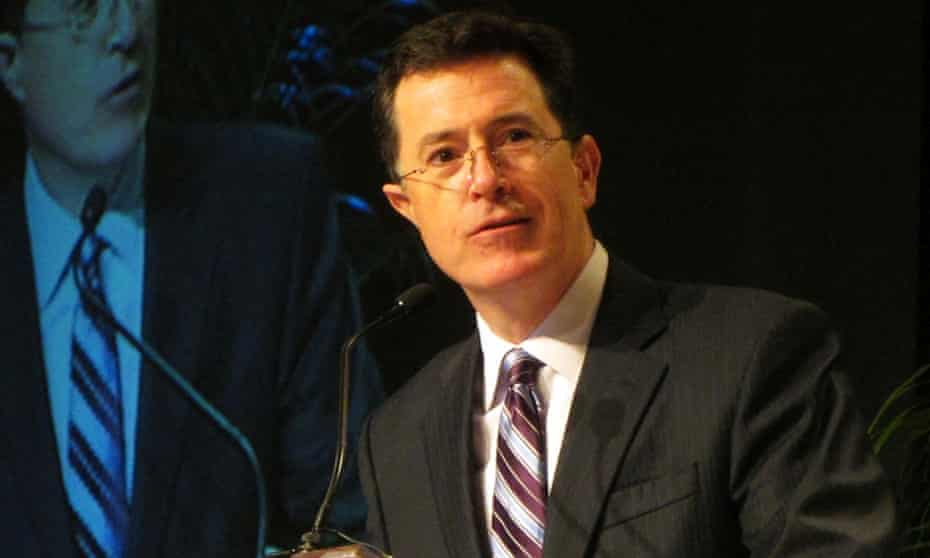 Stephen Colbert: