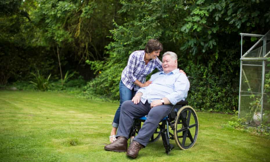 Edwina Harris with her father Harold (Jamie) Jamieson