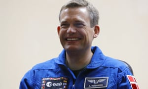 Andreas Mogensen will become the first Dane in space.