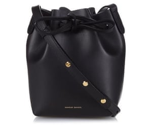Bag, £325, by Mansur Gavriel, from matchesfashion.com