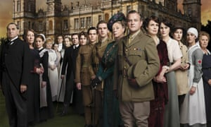 You rang m'lud? Downton's cast back in the O'Brien days…