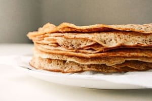 ClareTweet's pic of her overnight oatcakes