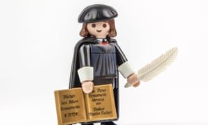 Playmobil's bestselling Martin Luther figure
