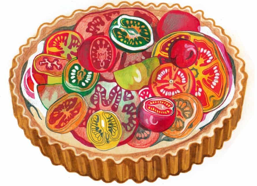 simple tart