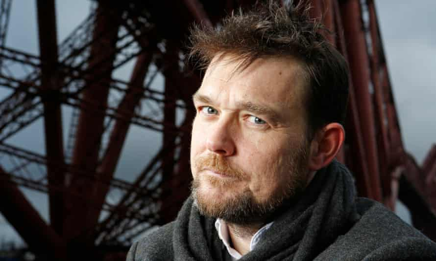David Greig, playwright and new artistic director of the Royal Lyceum theatre, Edinburgh.