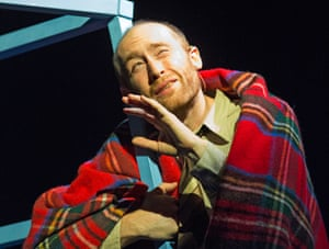 Sandy Grierson in David Greig's Lanark: A Life in Three Acts, based on the novel by Alasdair Gray.