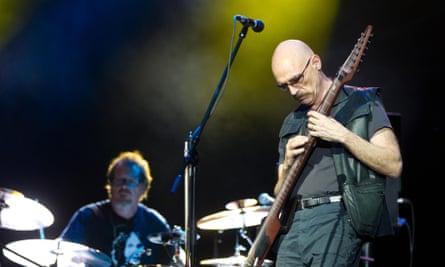 Tony Levin, King Crimson