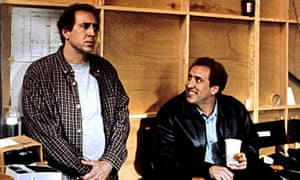 Nicolas Cage's turn as Donald and Charlie Kaufman in Adaptation is a brilliantly balanced performance.