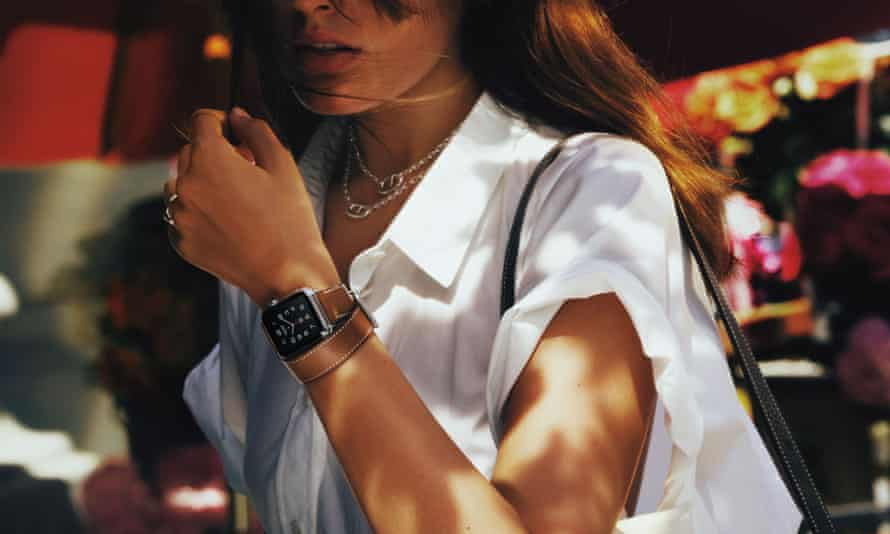 Hermes for Apple watch.