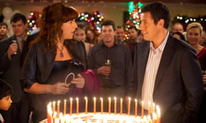 Adam Sandler's dual performances in Jack and Jill are painful and grating.