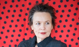 'Everybody wants to find a little love' … Laurie Anderson.