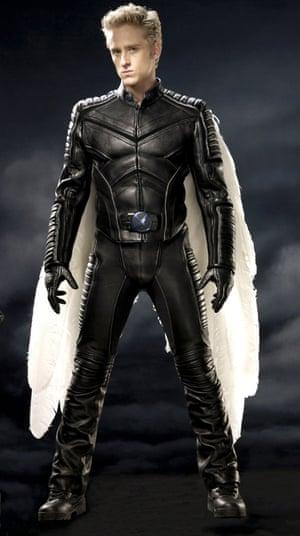 Ben Foster in X-Men.