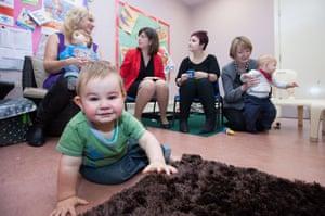 'Closing Sure Start children's centres was not a good idea' – Michael Marmot.