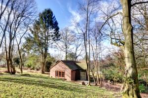 The Pump House guest cottage