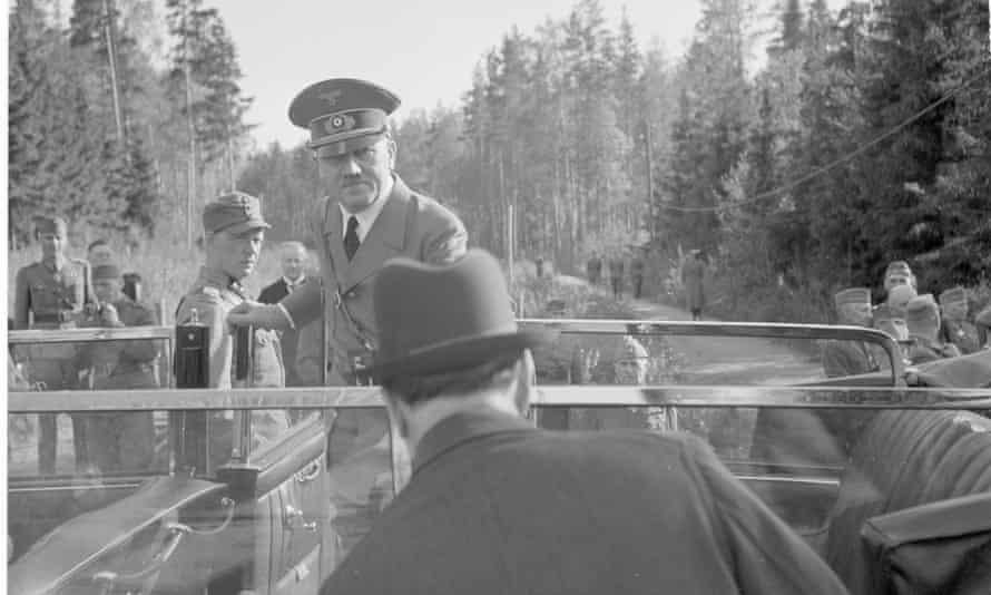 Hitler's car