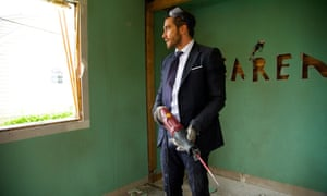 'The unlikely script is hampered with failed attempts at magical realism and leaden metaphors' ... Jake Gyllenhaal in Demolition.
