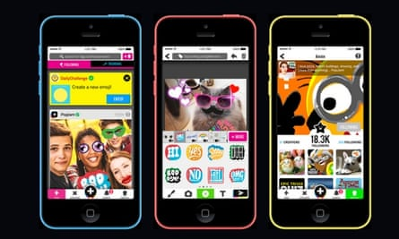 PopJam launched as a child-friendly alternative to Instagram.