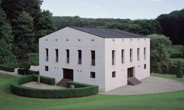 Glashutte, Germany (1985), by Oswald Mathias Ungers