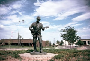 Buddy Holly, Lubbock, Texas