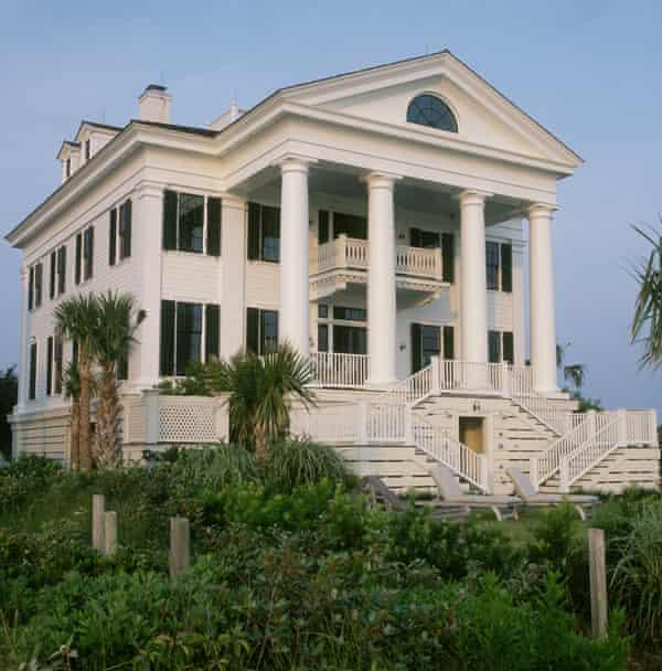 Chadsworth Cottage, North Carolina (2005), by Christine Franck.