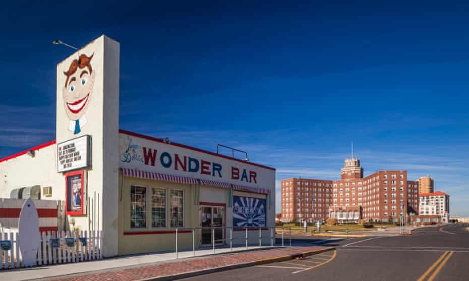 The Wonder Bar, Asbury Park