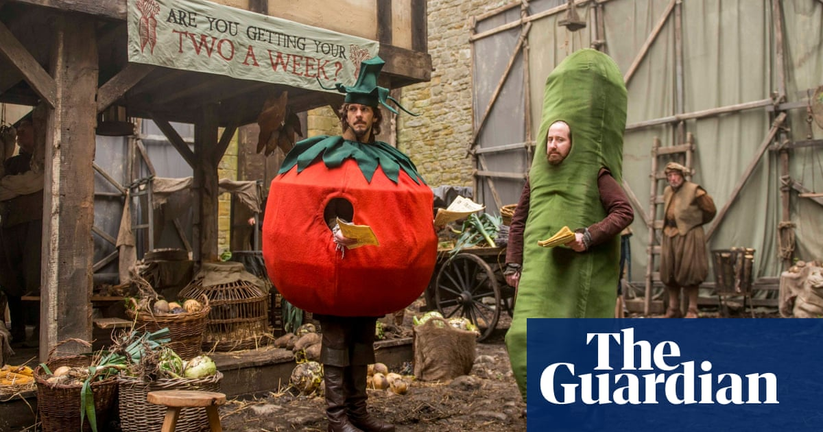 Silly Billy: the Horrible Histories team take Shakespeare to