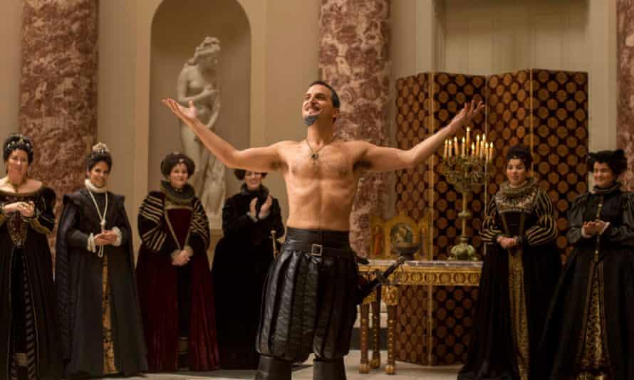 Ben Willbond as Philip II in the film Bill.